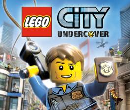 Nintendo Selects LEGO City Undercover