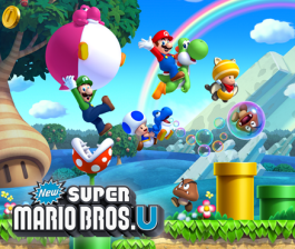 Nintendo Selects New Super Mario Bros U New Super Luigi U