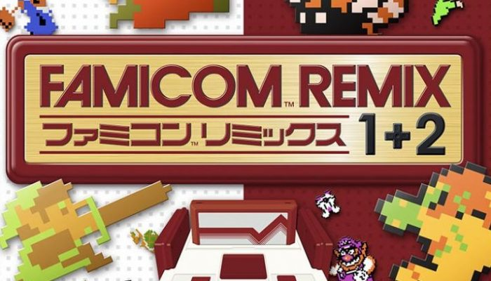 """NES Remix Pack"" coming to stores in North America this holiday season"