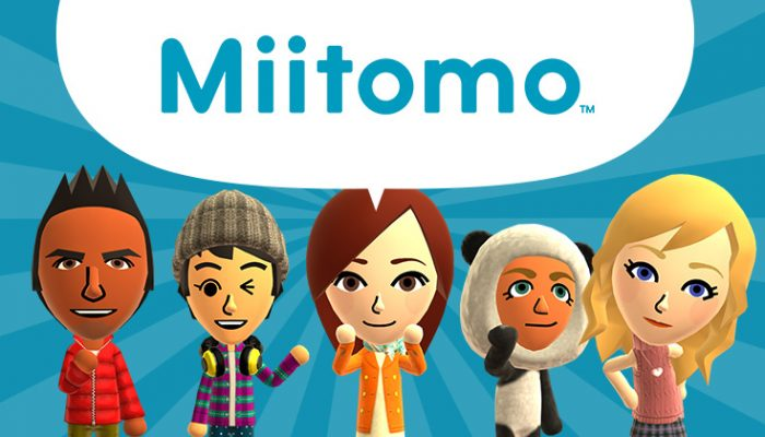 NoA: 'Miitomo launches in the U.S. on March 31'