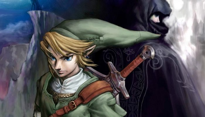NoE: 'In shops and on Nintendo eShop now – The Legend of Zelda: Twilight Princess HD'