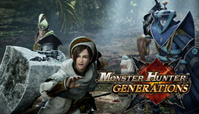 Capcom: 'Monster Hunter Generations introduces 4 Hunting Styles'
