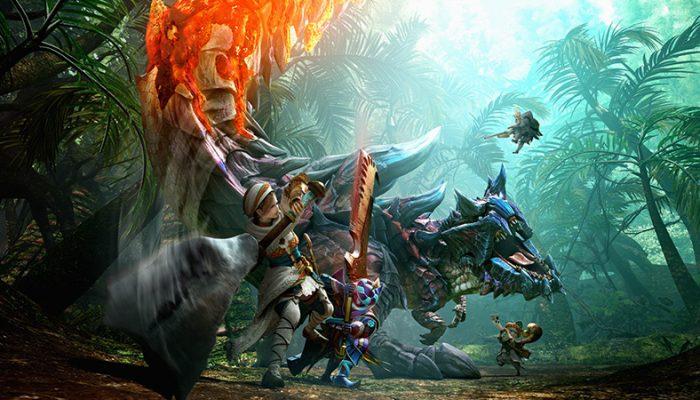 Capcom: 'Monster Hunter Generations coming to Nintendo 3DS in summer 2016'
