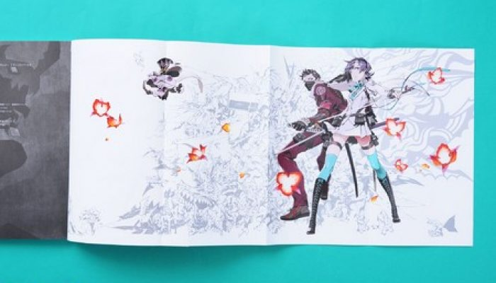 7th Dragon III Code: VFD – Pictures of the Game's Japanese Visual Collection