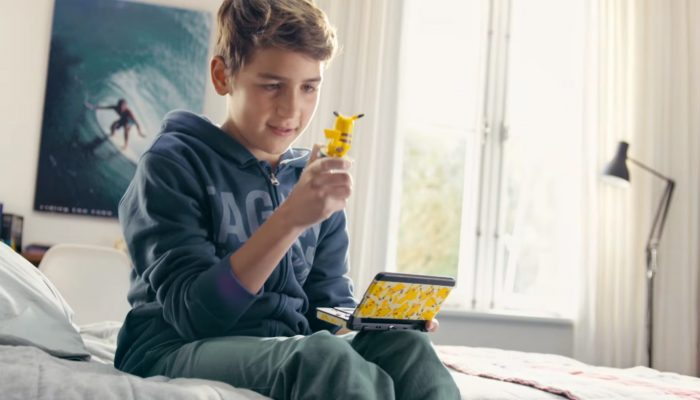 Nintendo UK: 'Ten Great Ways to Use amiibo with Nintendo 3DS'