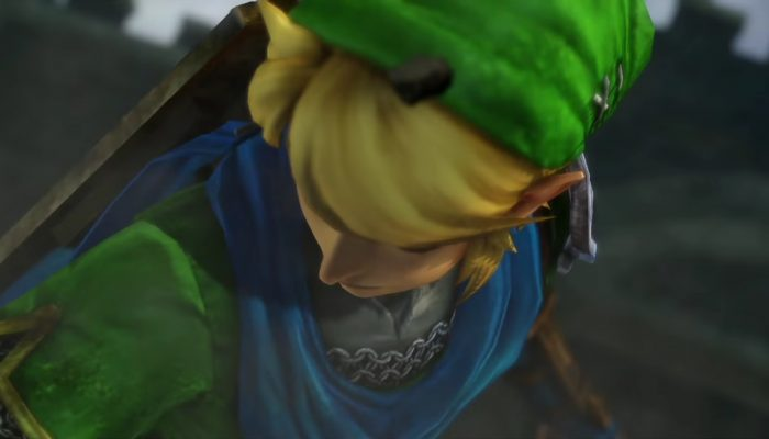NoE: 'In shops and on Nintendo eShop now – Hyrule Warriors: Legends'