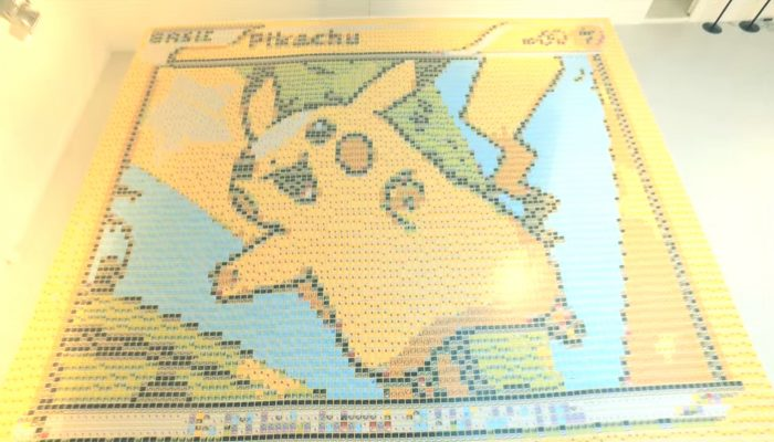 #Pokemon20: A new world record for the Pokémon TCG!
