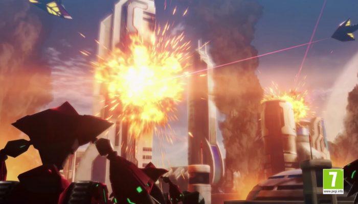 Star Fox Zero – Couvrons l'escadron