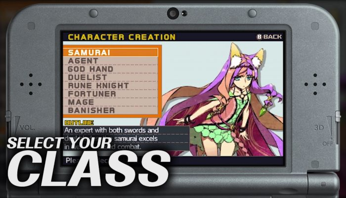 7th Dragon III Code: VFD – Creating Dragon Hunters Trailer