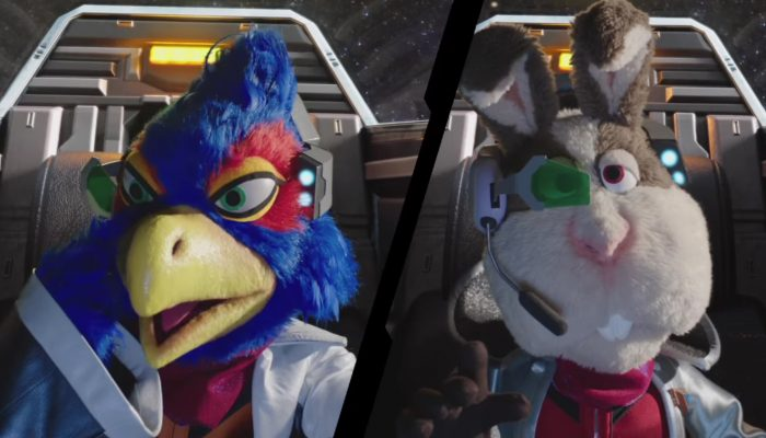 Star Fox Zero – Foxy Fox Commercial