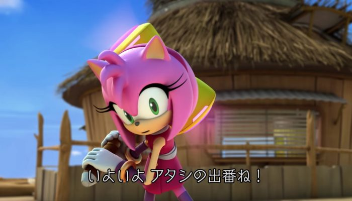 Sonic Boom: Fire & Ice – Japanese Teaser Trailer