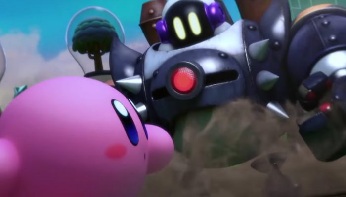 Kirby: Planet Robobot – Japanese Commercial