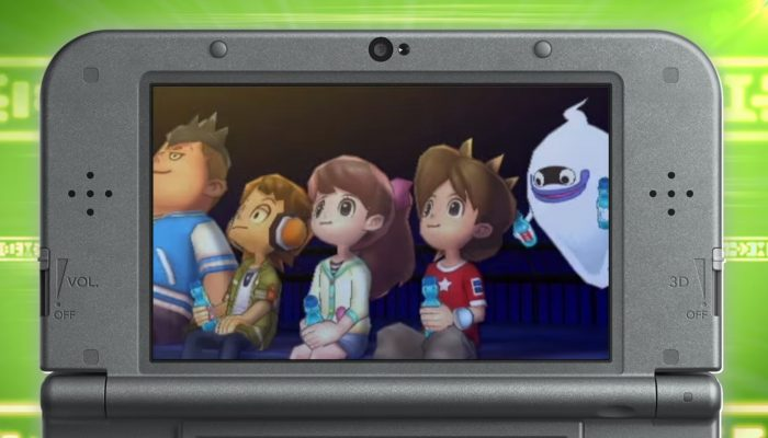 Yo-kai Watch – Bande-annonce d'introduction