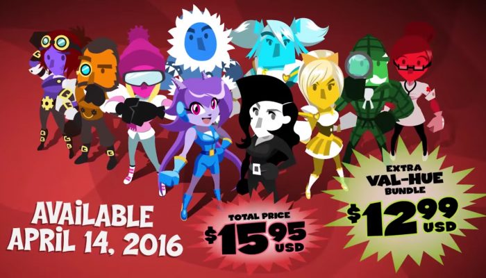 Runbow – New Content Trailer