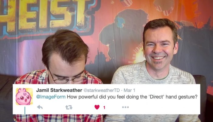 SteamWorld Heist – Nintendo Direct How-To Part 2: Community Q&A