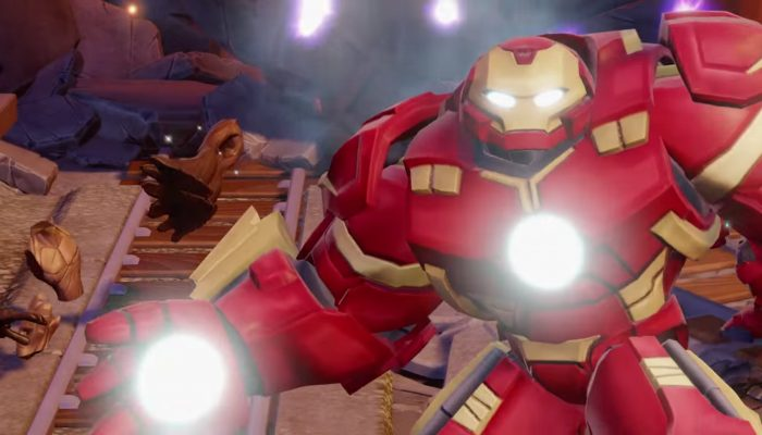 Disney Infinity 3.0 – Marvel Battlegrounds Strategy: Hulkbuster