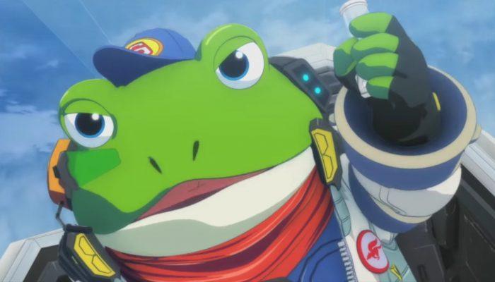 Nintendo France : 'Regardez la première mondiale de Star Fox Zero : Le combat commence'
