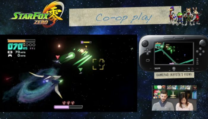 Nintendo Minute – Star Fox Zero Co-op Mode