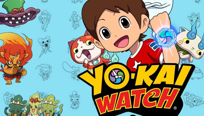 NoE: 'Jump straight into the world of the Yo-kai Watch at our brand new website!'