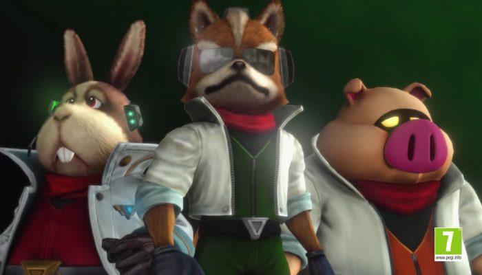 Star Fox Zero – Bande-annonce de lancement