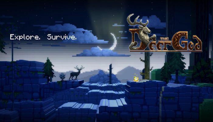 The Deer God – Game Trailer