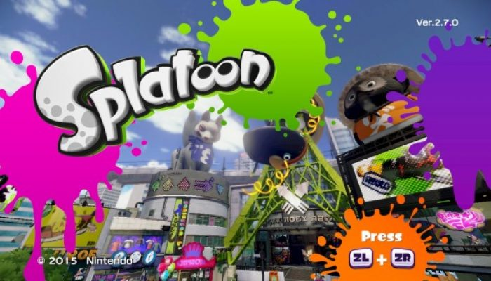 Splatoon, Upcoming software update: April 13, 2016