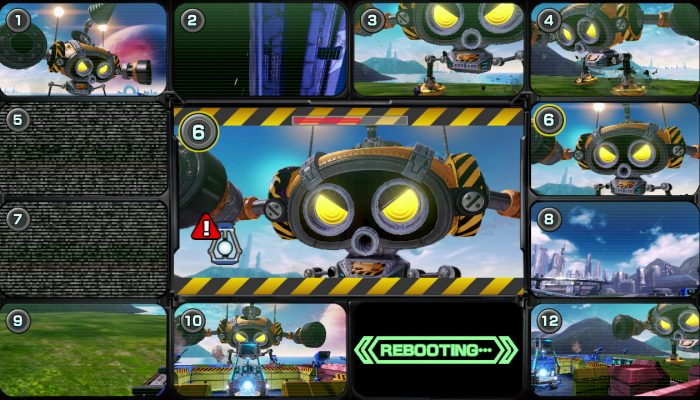 Star Fox Zero & Star Fox Guard – Japanese Screenshots