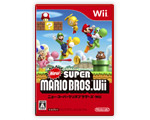 Nintendo FY3/2016 New Super Mario Bros Wii