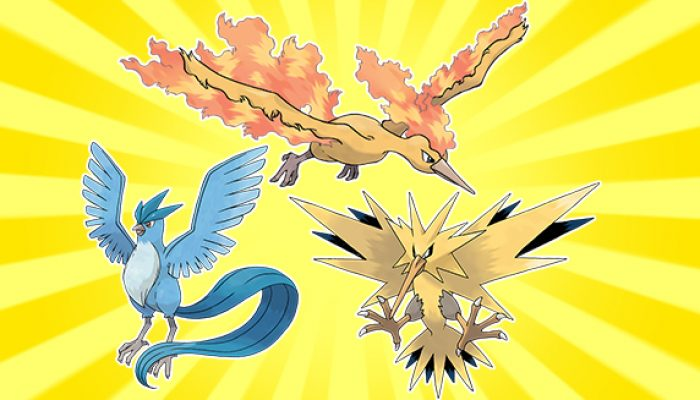 Pokémon: 'Look for a Trio of Legendary Pokémon in Your Inbox!'