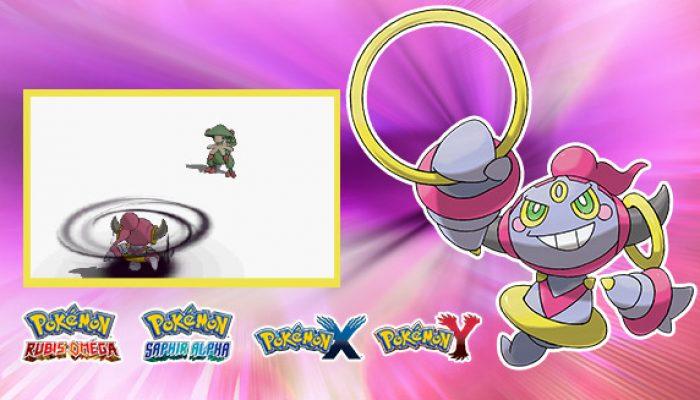 Pokémon : 'Une deuxième chance d'obtenir Hoopa !'