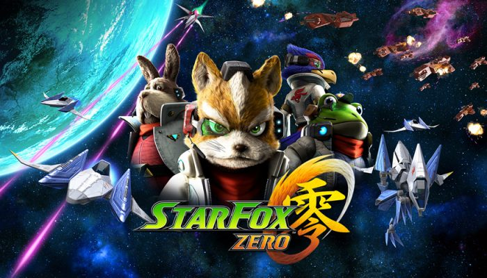 NoE: 'Nintendo delivers new details about Star Fox Zero and Star Fox Guard, coming to Wii U on 22nd April'