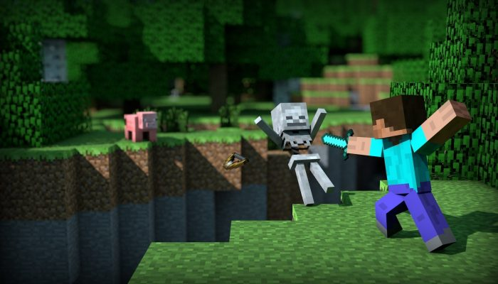 Minecraft Wii U Edition getting a physical release