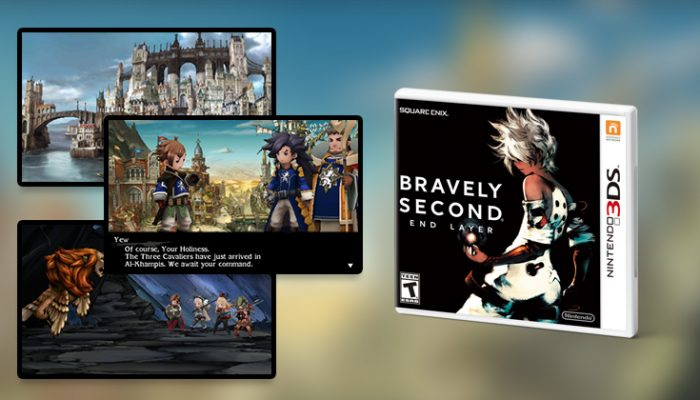 NoA: 'The year of Nintendo 3DS RPGs continues with Bravely Second: End Layer'