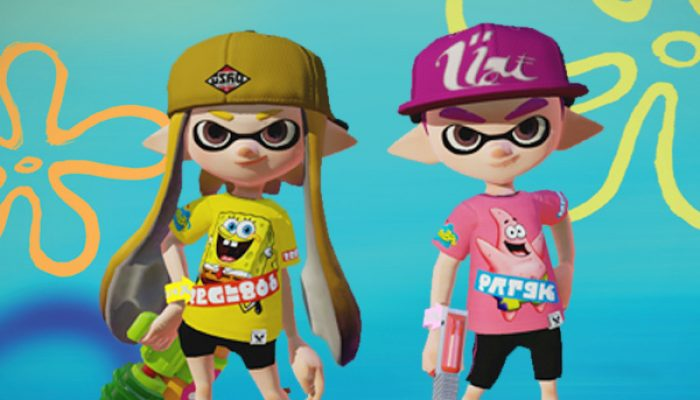 NoA: 'Nintendo and Nickelodeon bring the next Splatfest to a pineapple under the sea'