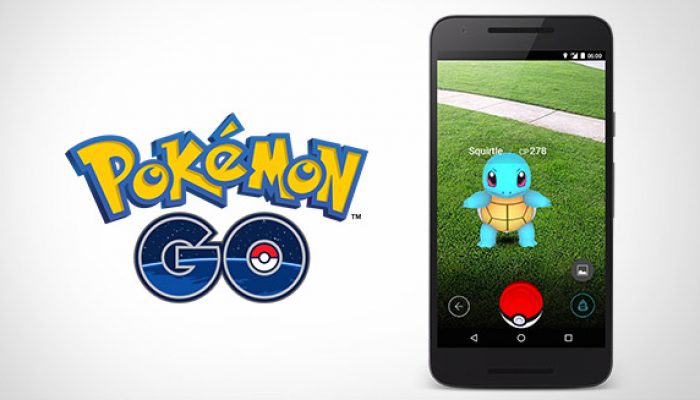Pokémon: 'Participate in the Pokémon Go Field Test!'