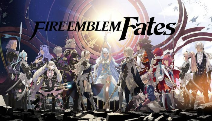 NoE: 'In shops and on Nintendo eShop now: Fire Emblem Fates'