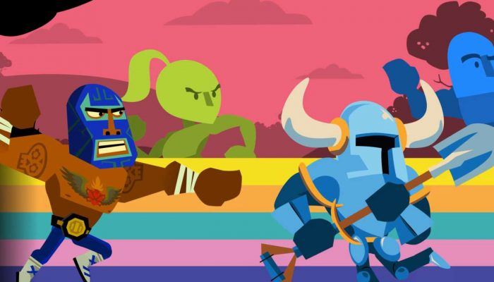 Swords & Soldiers II, Runbow and Nano Assault EX added to the Humble Friends of Nintendo Bundle