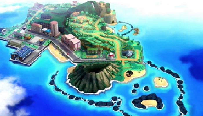 "Pokémon Sun & Moon – Japanese ""Exceeding themselves"" Trailer #01"