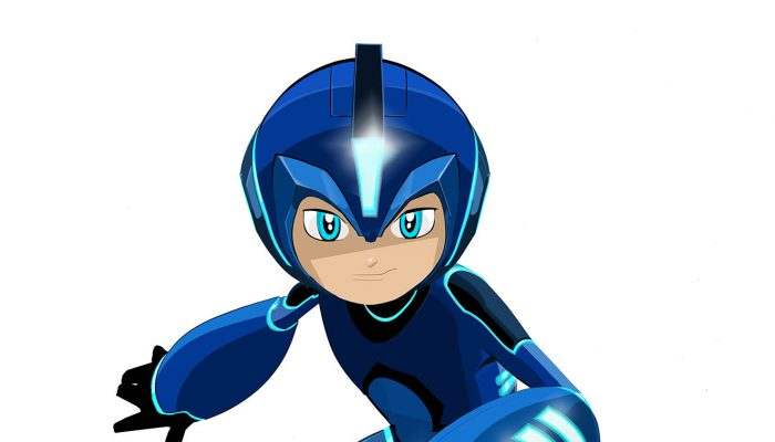 Capcom: 'New details about the Mega Man animated series, coming in 2017!'
