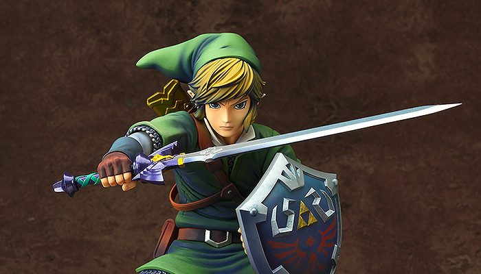 The Legend of Zelda: Skyward Sword – Pictures of the Good Smile Company Figure