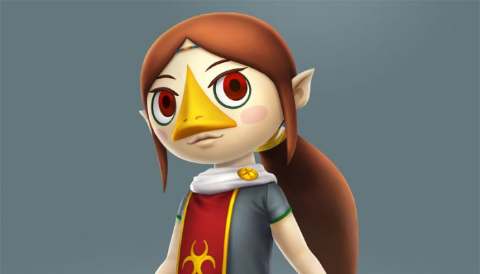 Medli now available as free DLC on Hyrule Warriors and Hyrule Warriors Legends