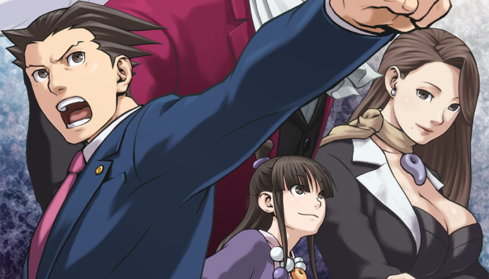 Capcom: 'Ace Attorney games on sale now through May 18th on NA 3DS eShop'