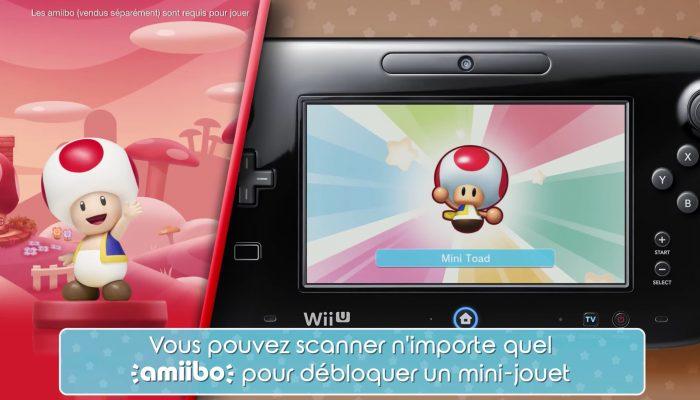 Mini Mario & Friends amiibo Challenge – Vidéo officielle