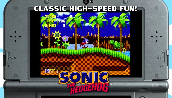 SEGA 3D Classics Collection – Launch Trailer
