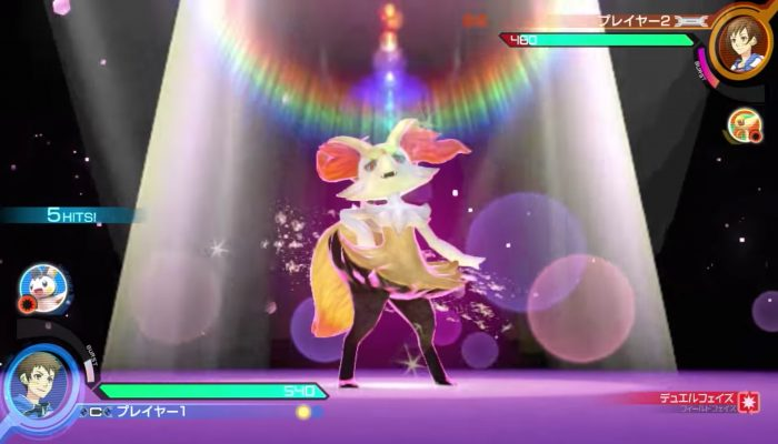 Pokkén Tournament – Japanese Let's Try It! #5: Braixen vs. Gardevoir