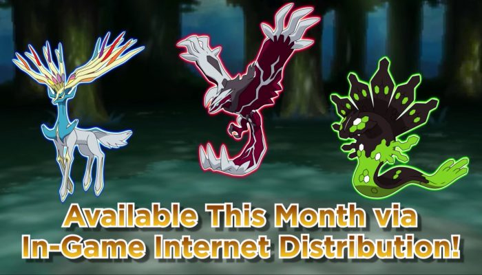 Pokémon XY and ORAS – Add Xerneas, Yveltal, and Zygarde to Your Game!