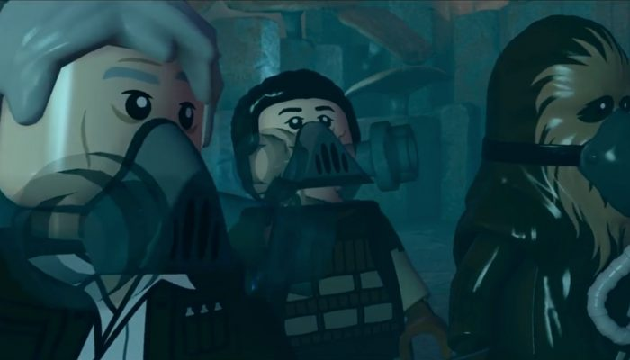 LEGO Star Wars: The Force Awakens – New Adventures Game Trailer
