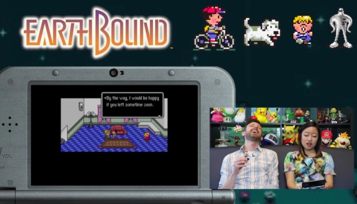 Nintendo Minute – EarthBound: Backlog Buster!