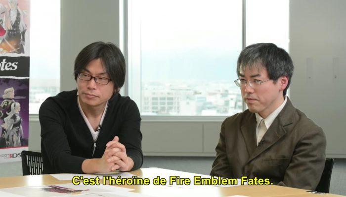 Fire Emblem Fates – Histoires de Familles