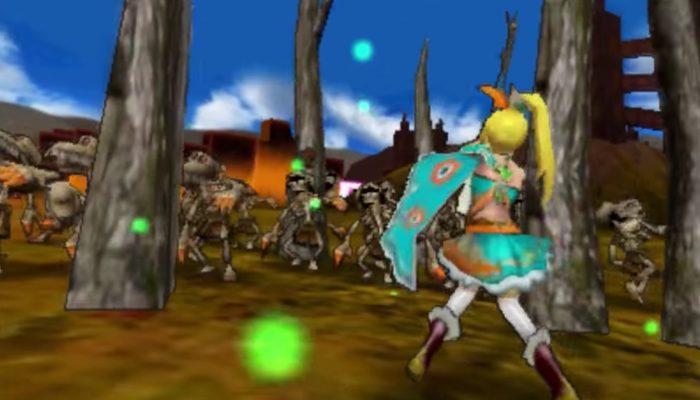 Hyrule Warriors Legends – Japanese Medli & Master Wind Waker Pack Trailer